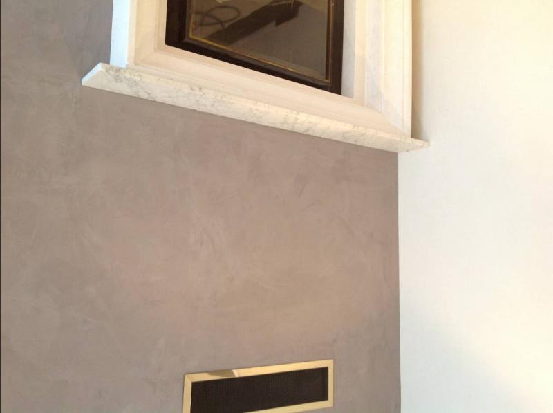 Effets Stuckés Intérieur complète d'un appartement.