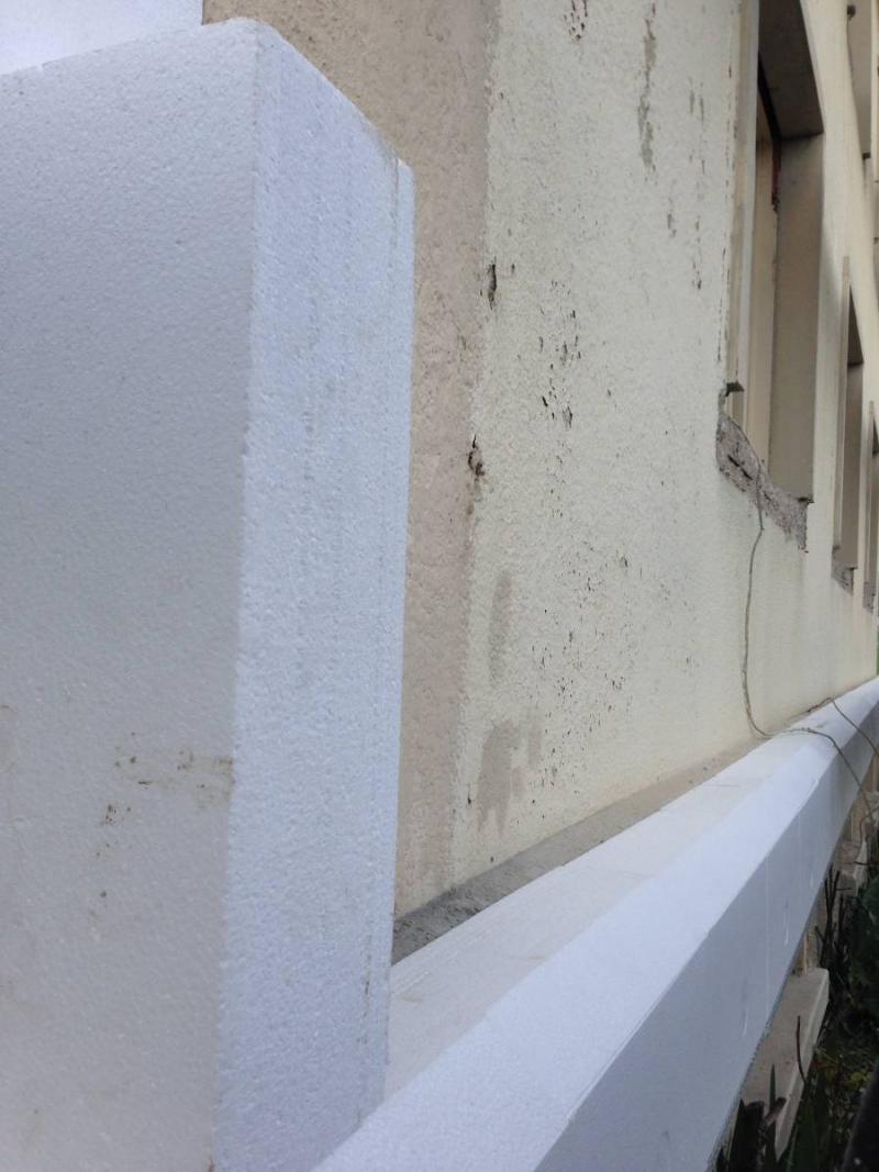 Isolation Par l'Extérieur à Montlebon - Rue de Neuchâtel