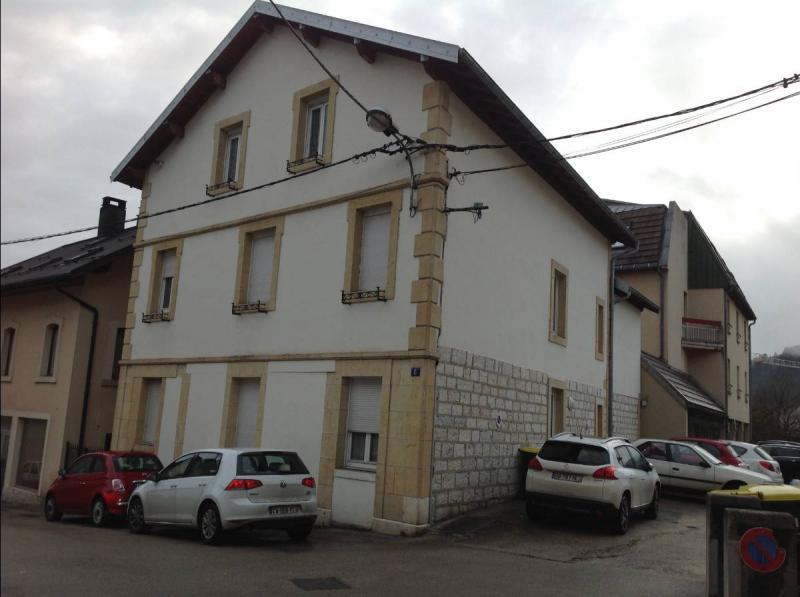 Réhabilitation complète Immeuble Rue de la Traversière Morteau