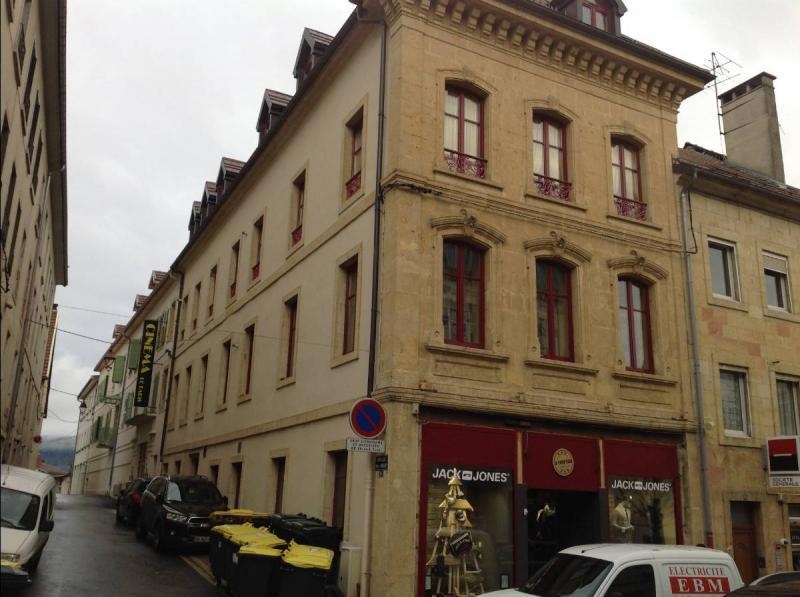 LE PARIS - Centre Ville - Grande Rue à Morteau
