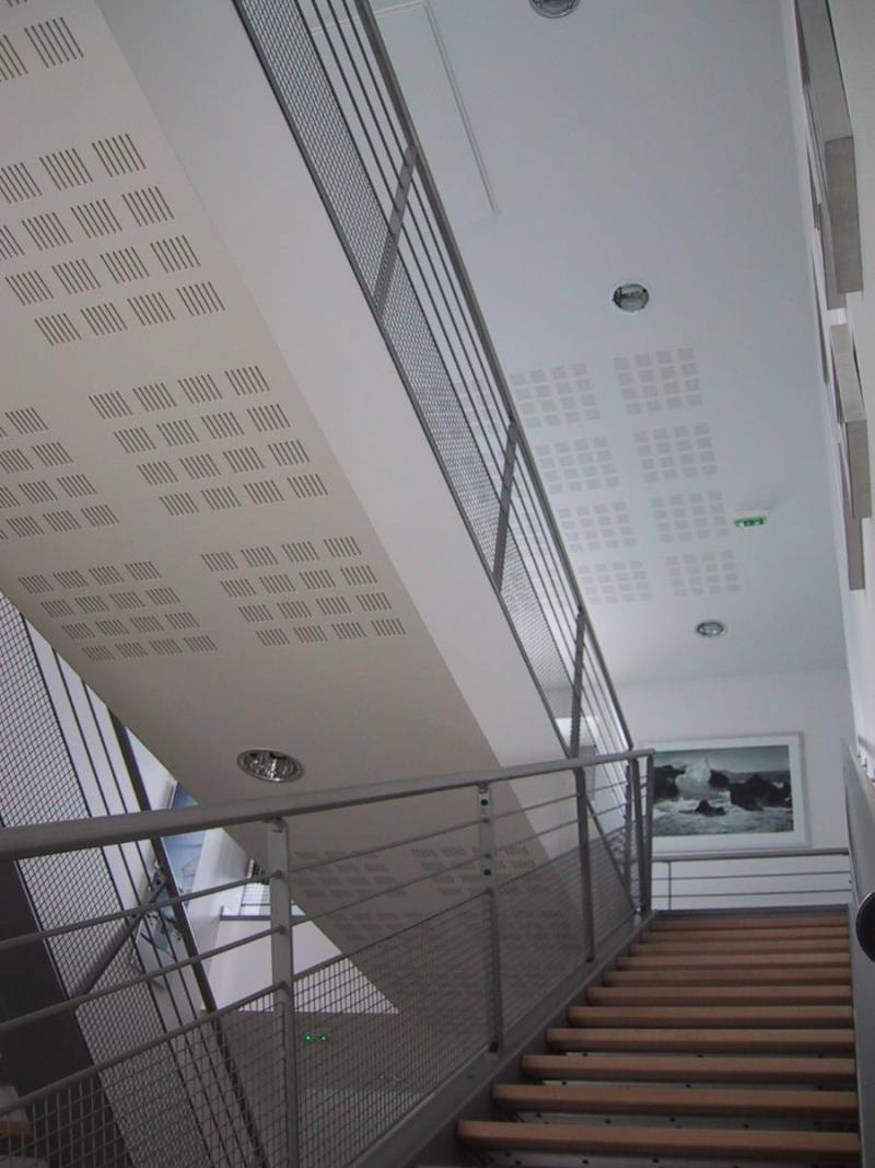 Plafond acoustique GYPTONE