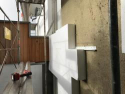 Isolation Extérieure Rénovation chez un particulier