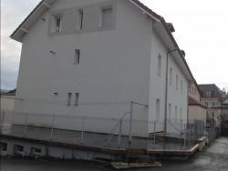 Réhabilitation complète 8 Appartements Rue des Lilas à Morteau