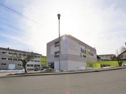 Isolation sur ancien bâtiment industriel