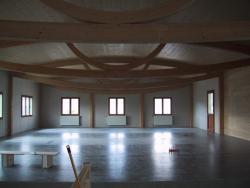 Pose Revêtement de sol PVC Grande Surface pour bureaux